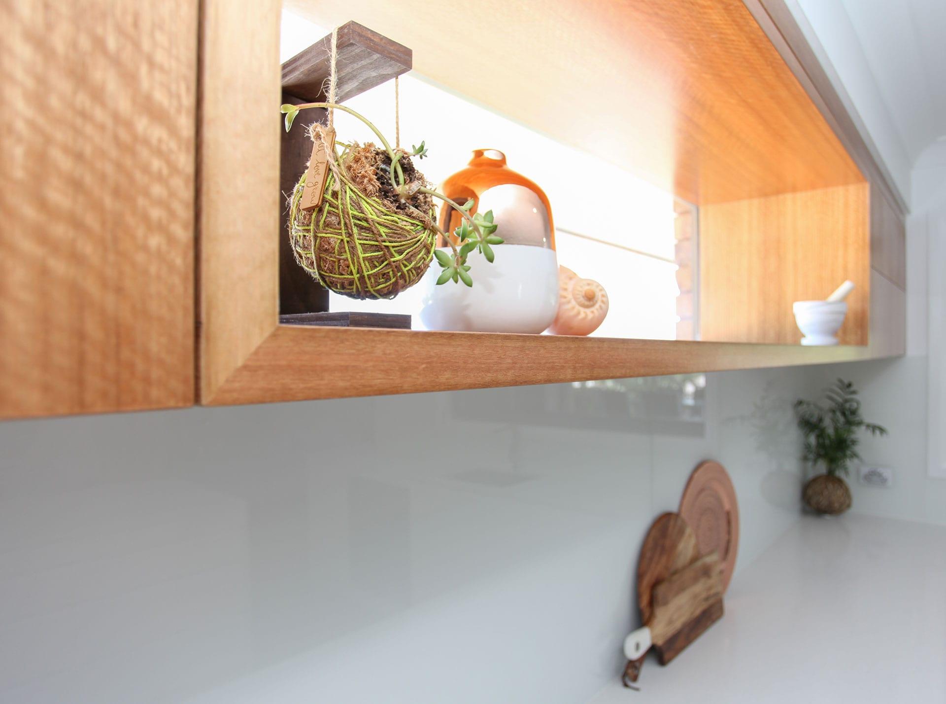 Roy Court, Kitchen details
