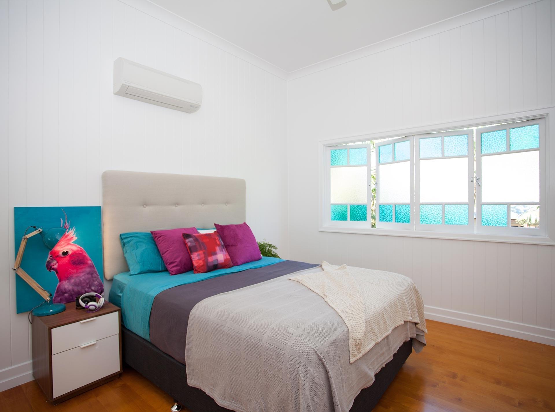 Hinton street bedroom