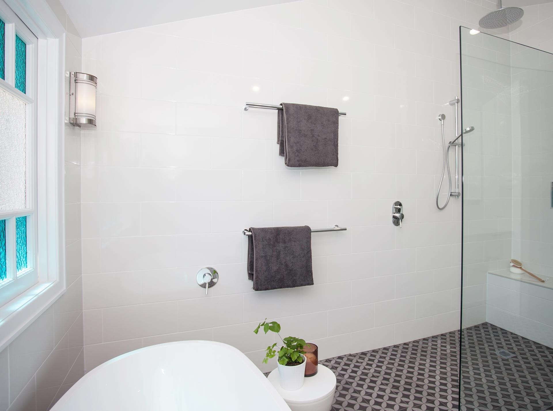 Hinton Street bathroom