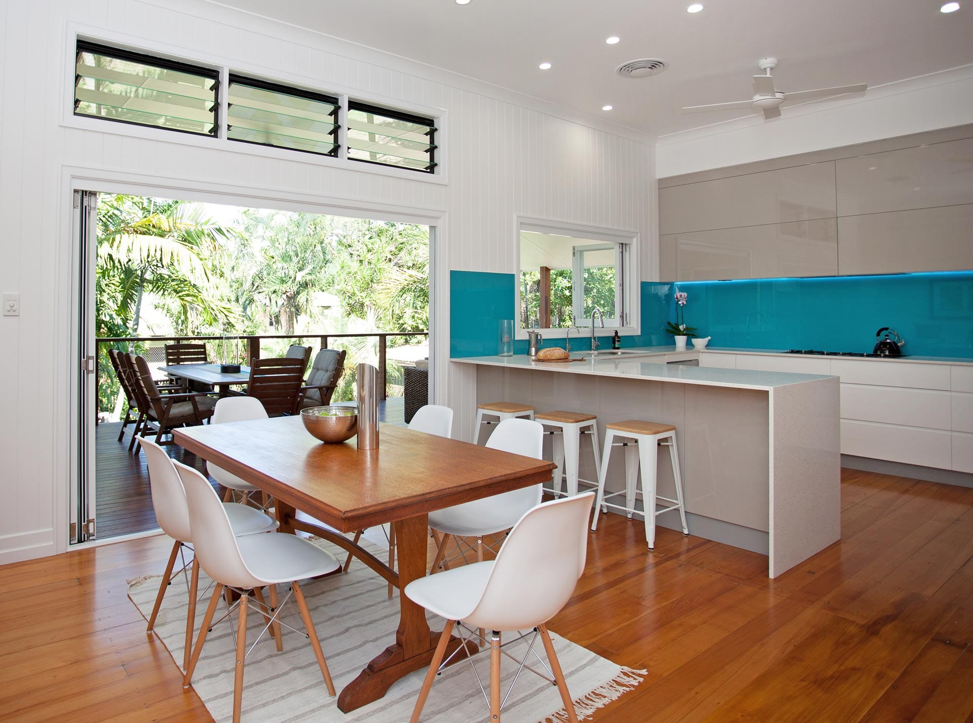 Hinton Street, kitchen and dining