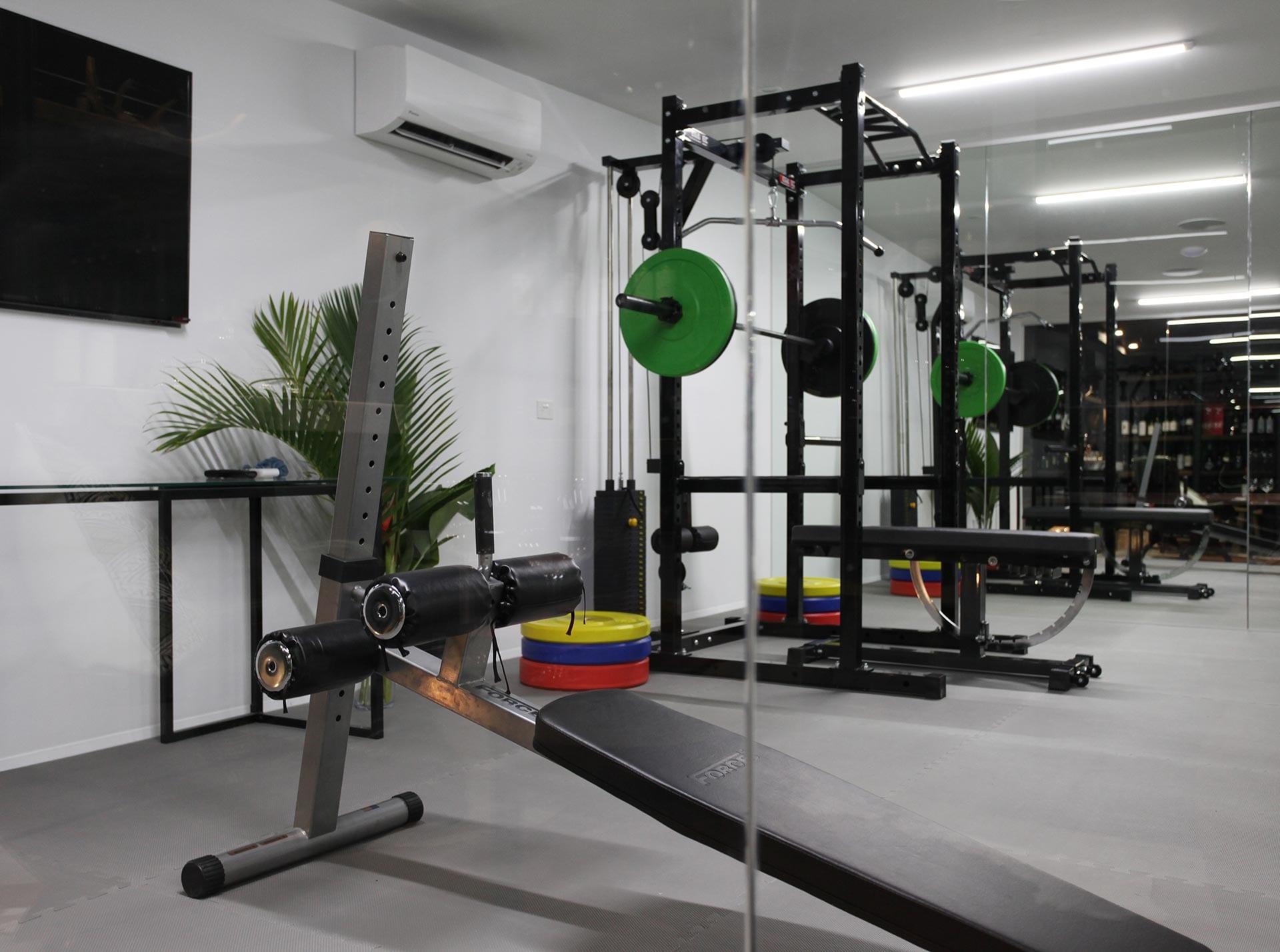 Coral Ridge gym