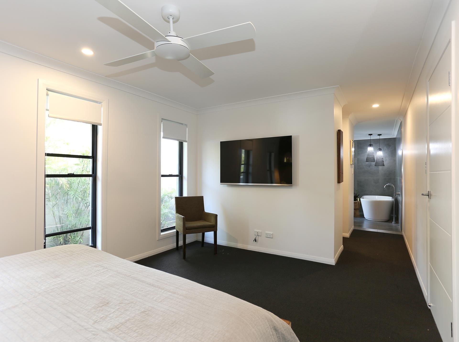 San Lorenzo, master suite