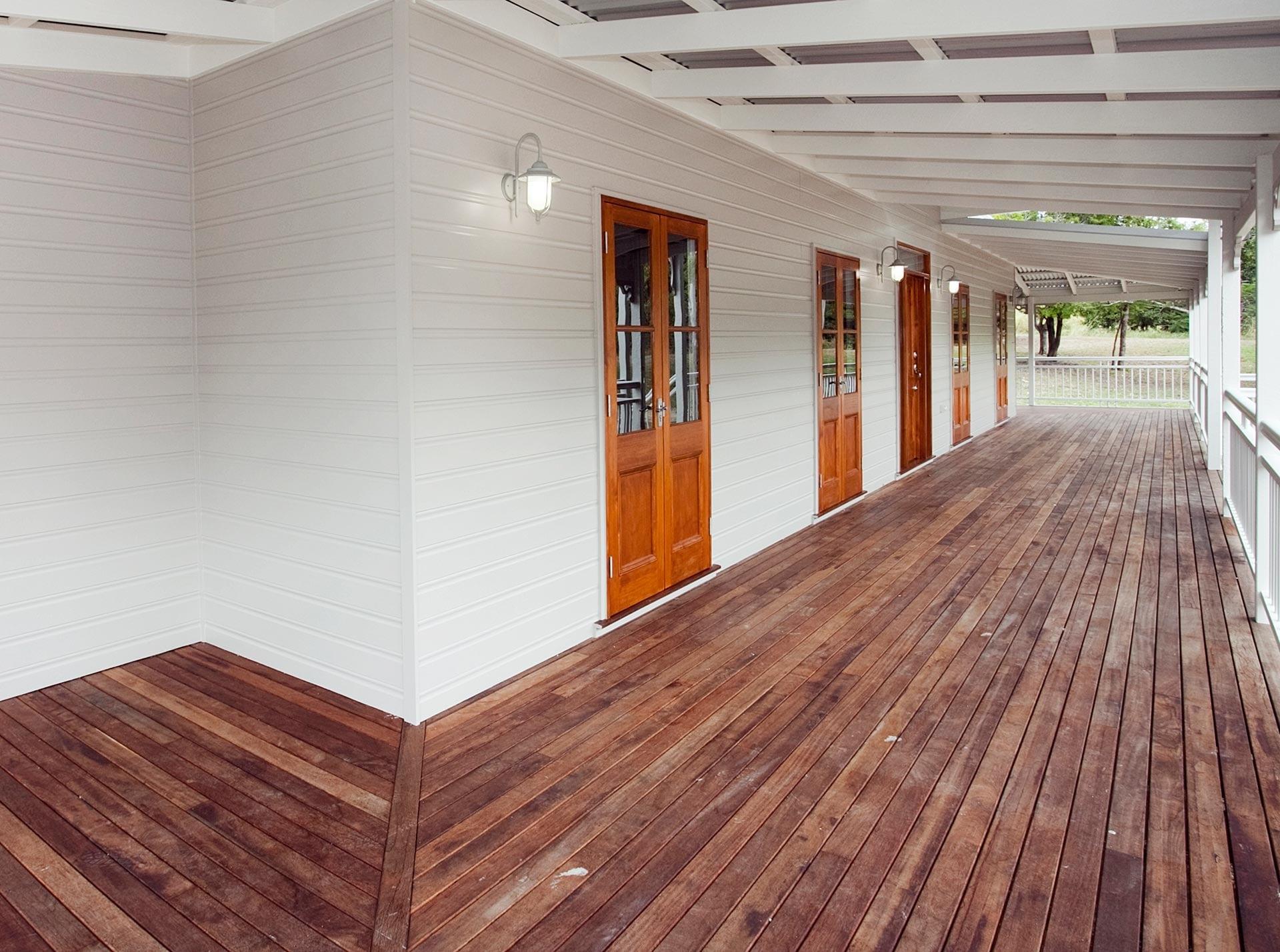 Savannah verandah