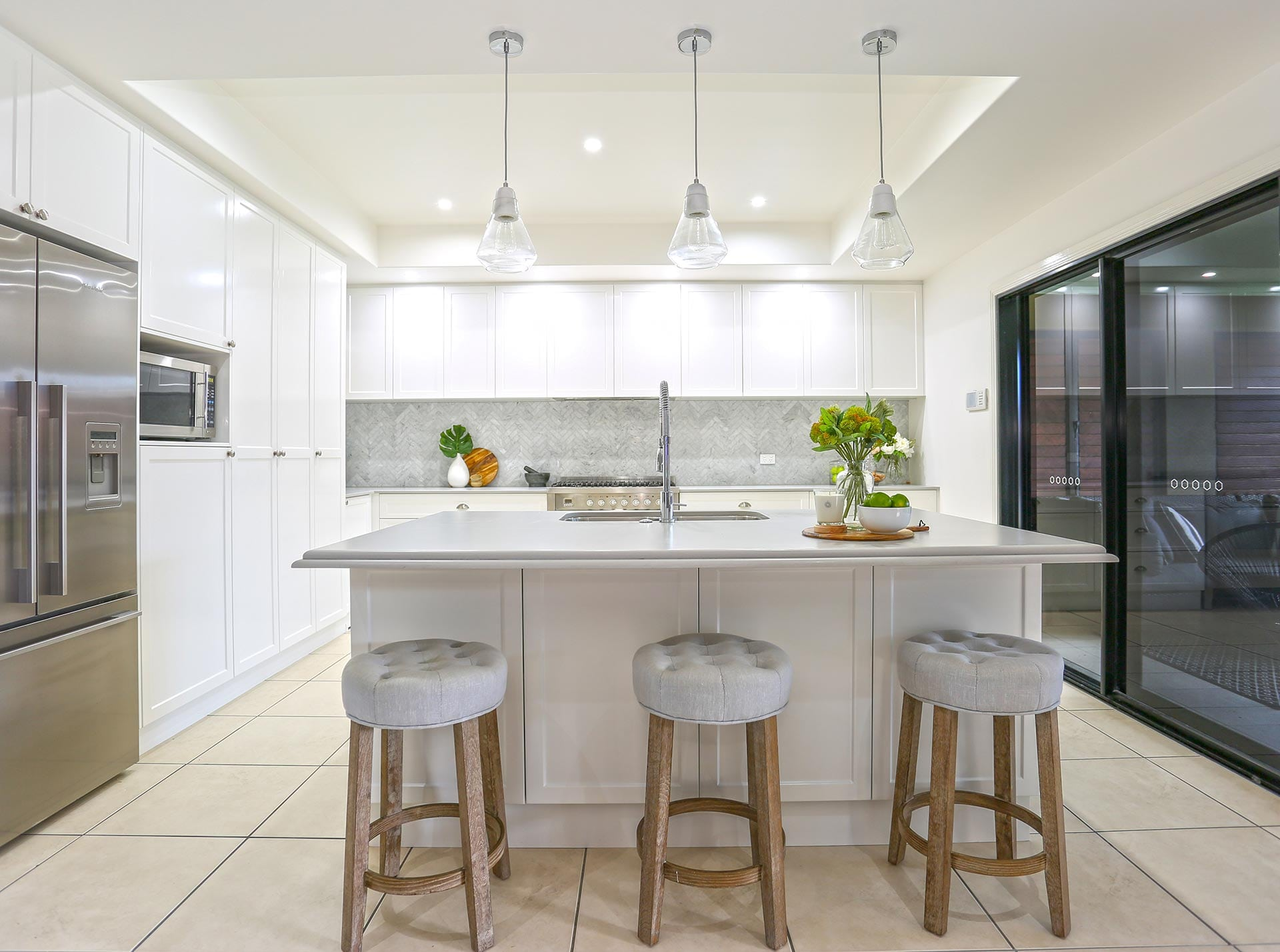 Wilcox kitchen