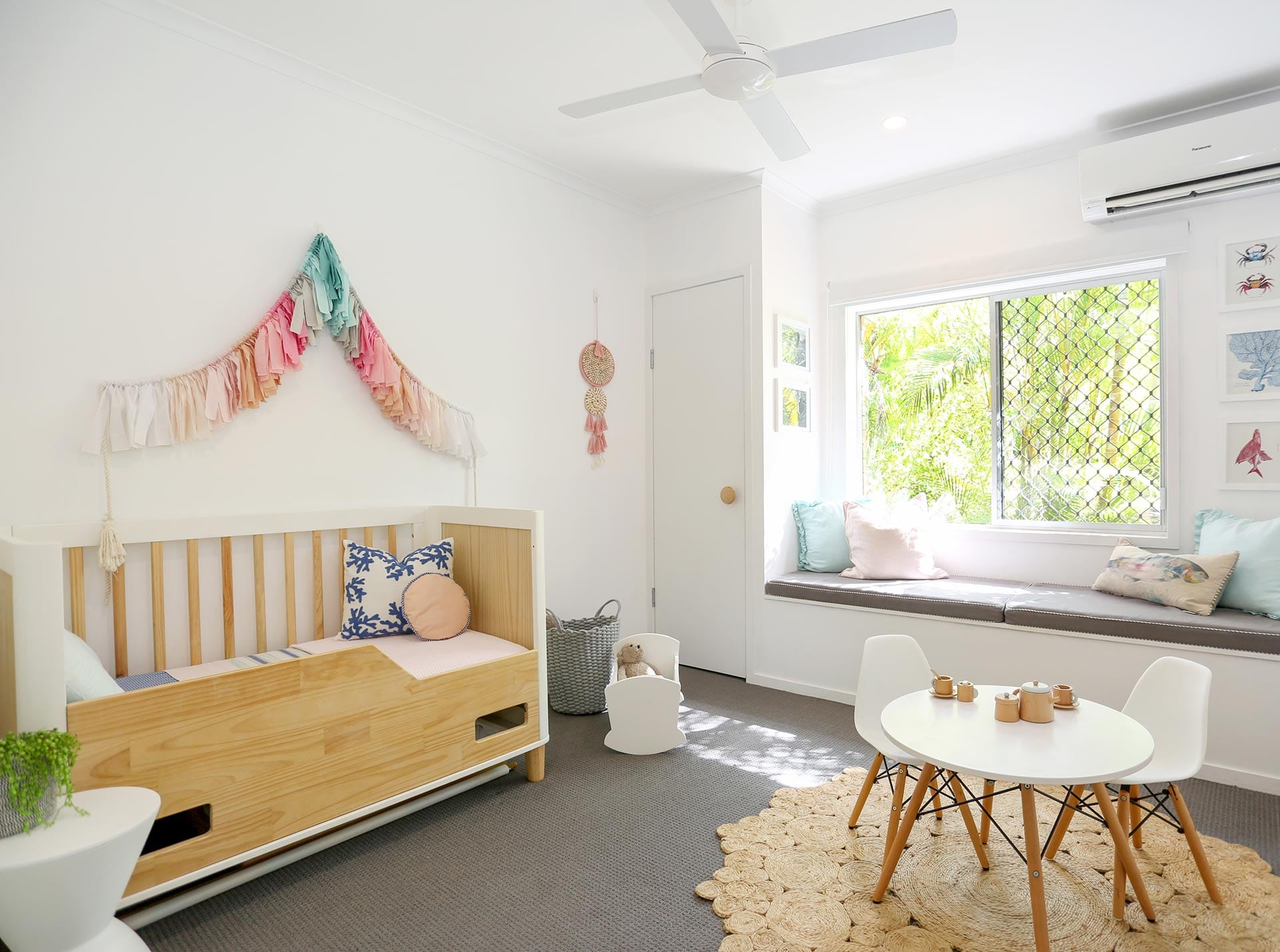 Waverley Bedroom Nursery