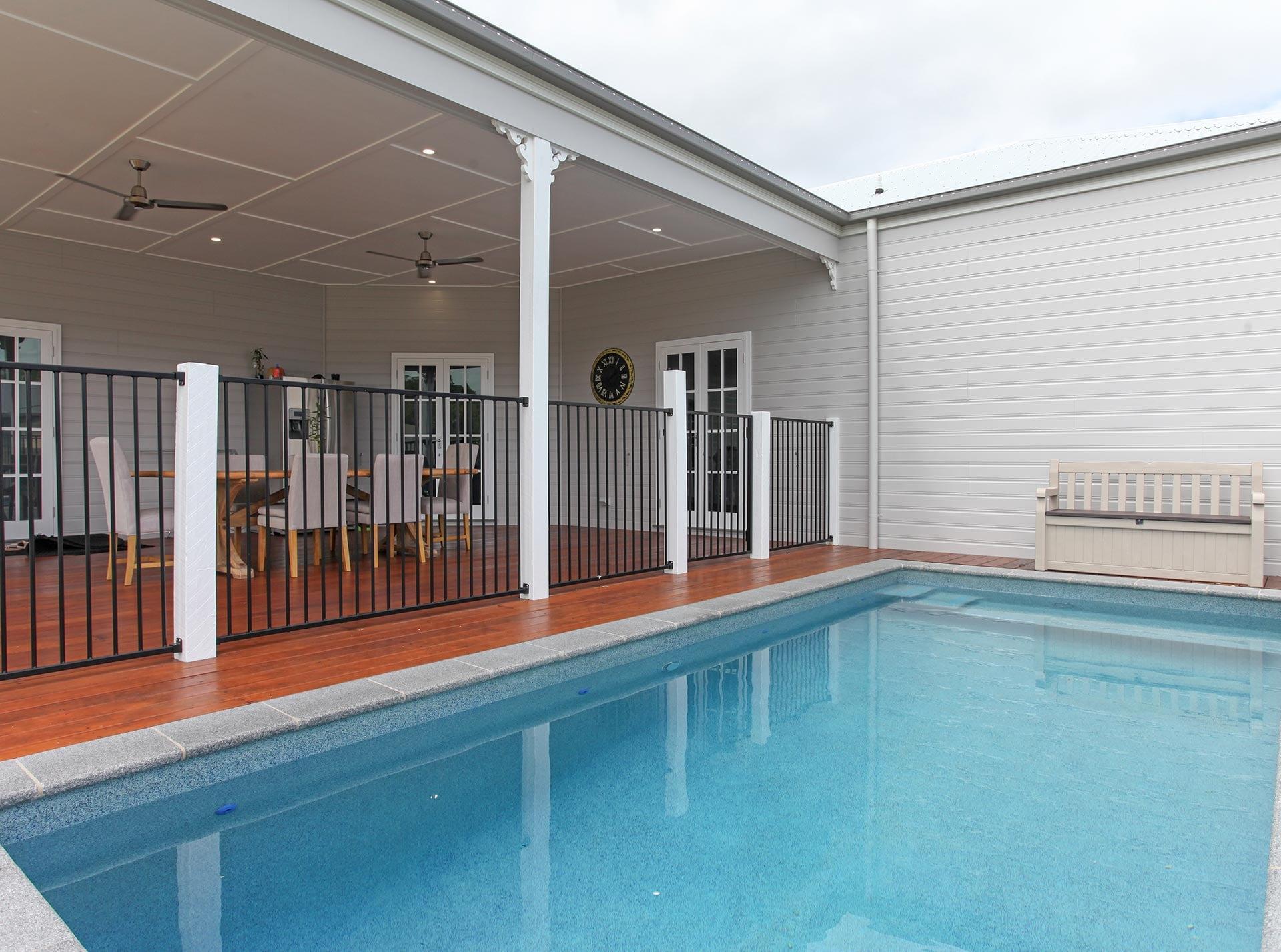 Beames pool