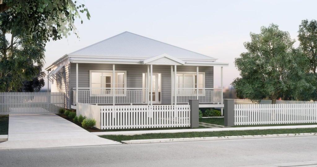 Cottage 101