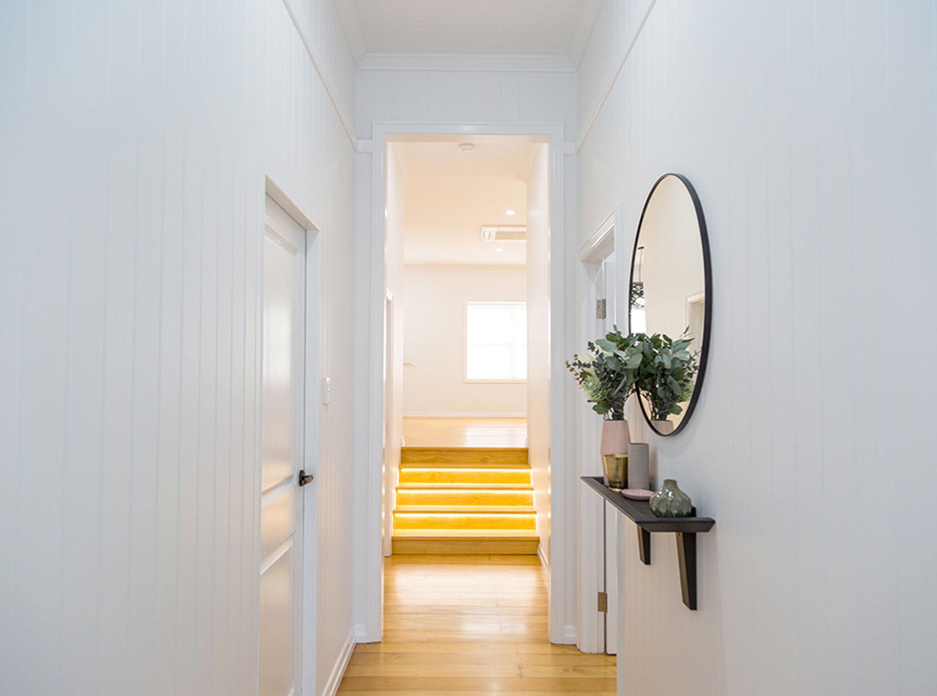 McIntyre Hallway