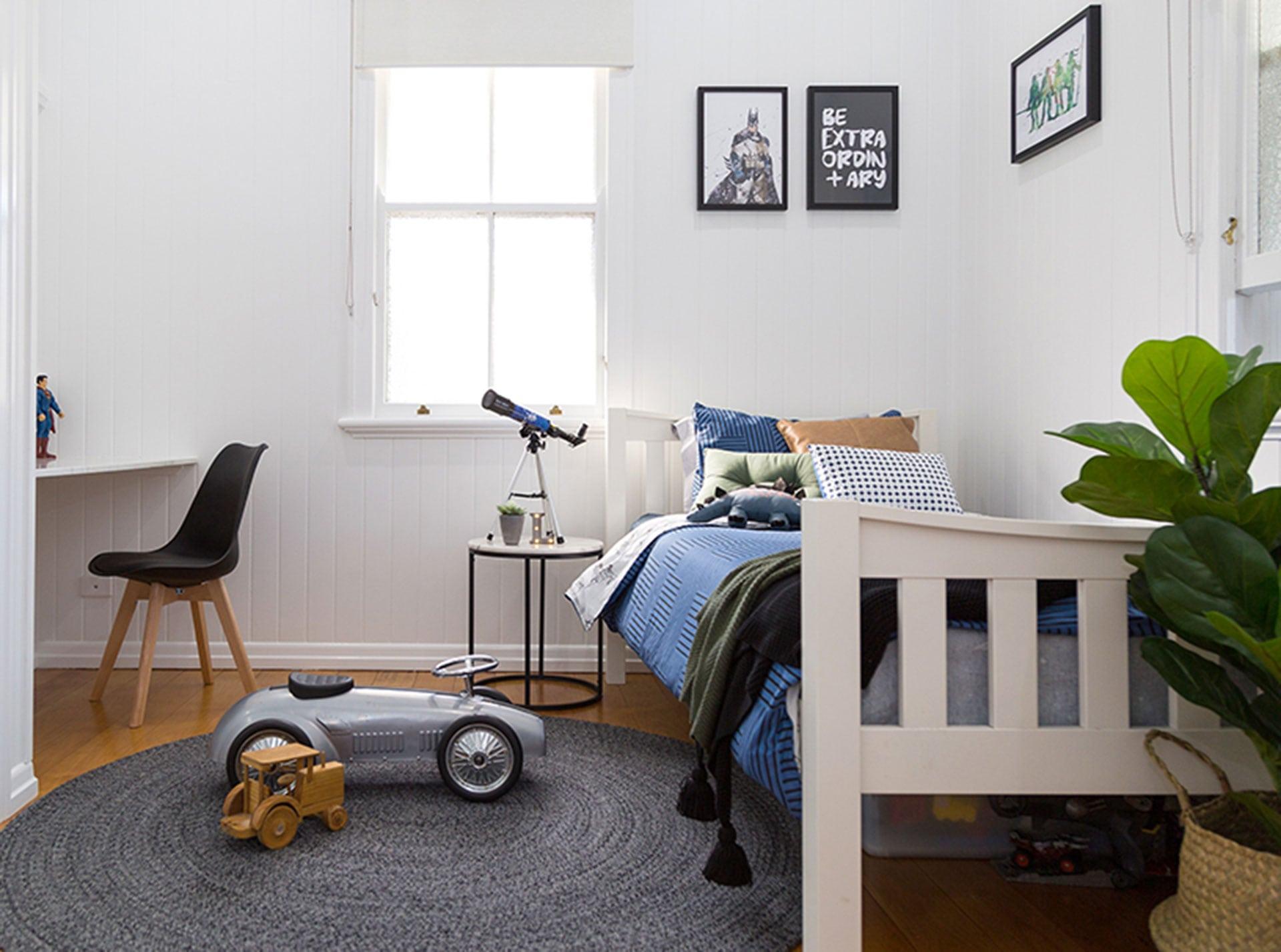 McIntyre Boys Bedroom