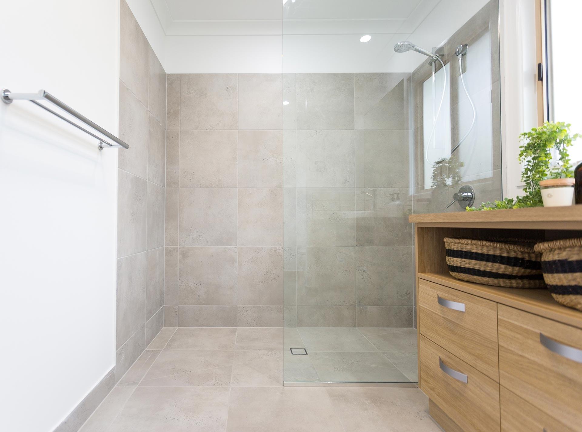 FInch Bathroom