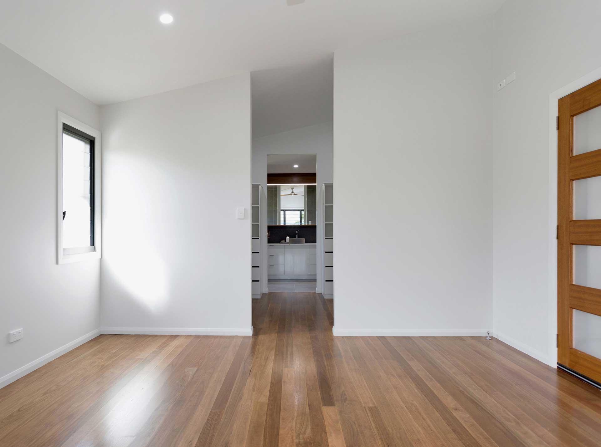 Llewellyn master suite