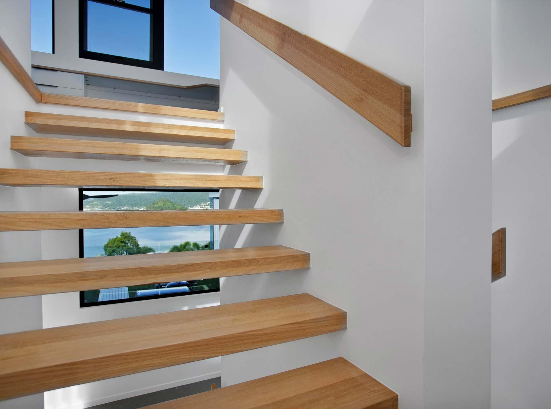 Botanica stairs