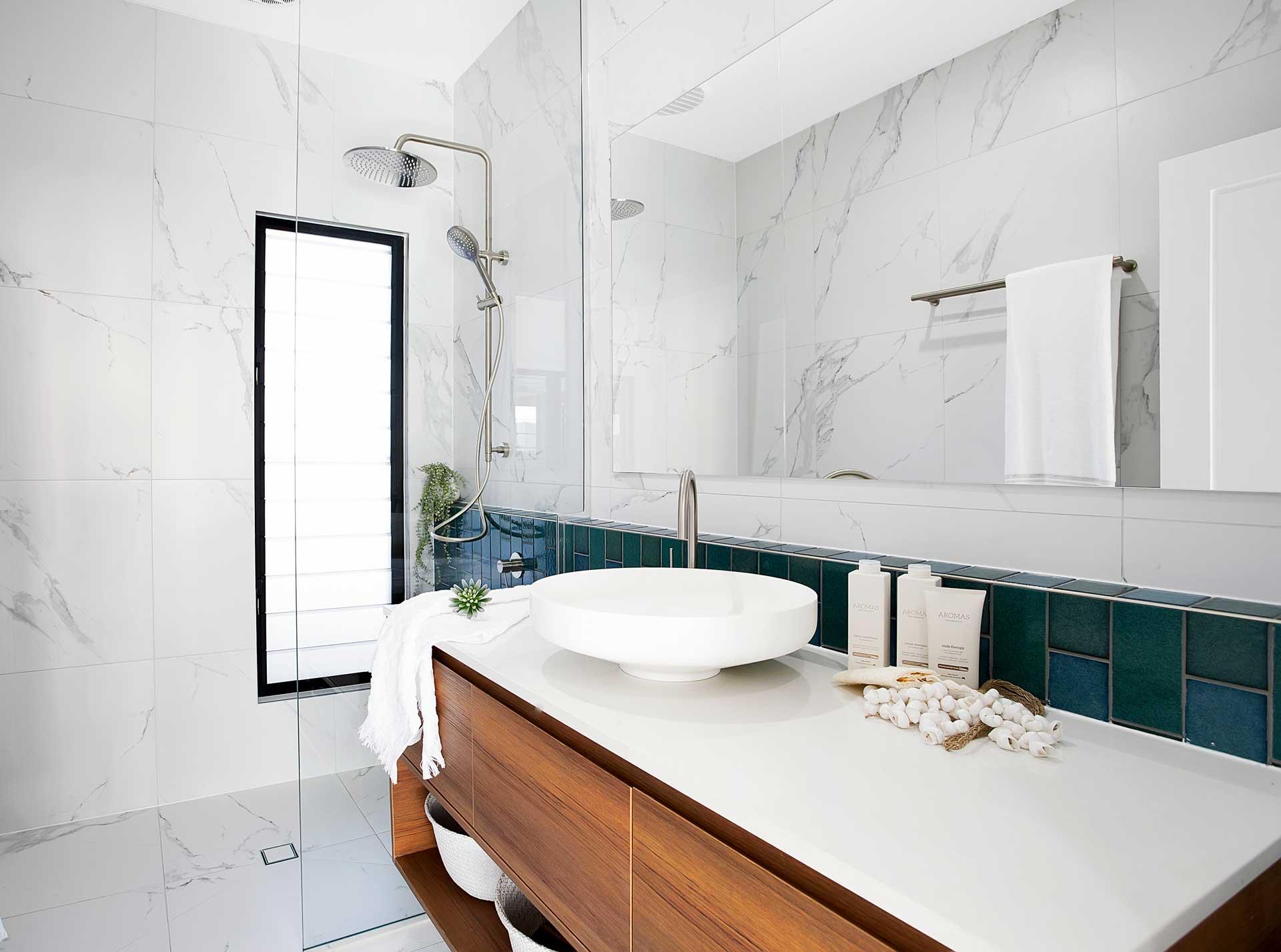 Logan bathroom